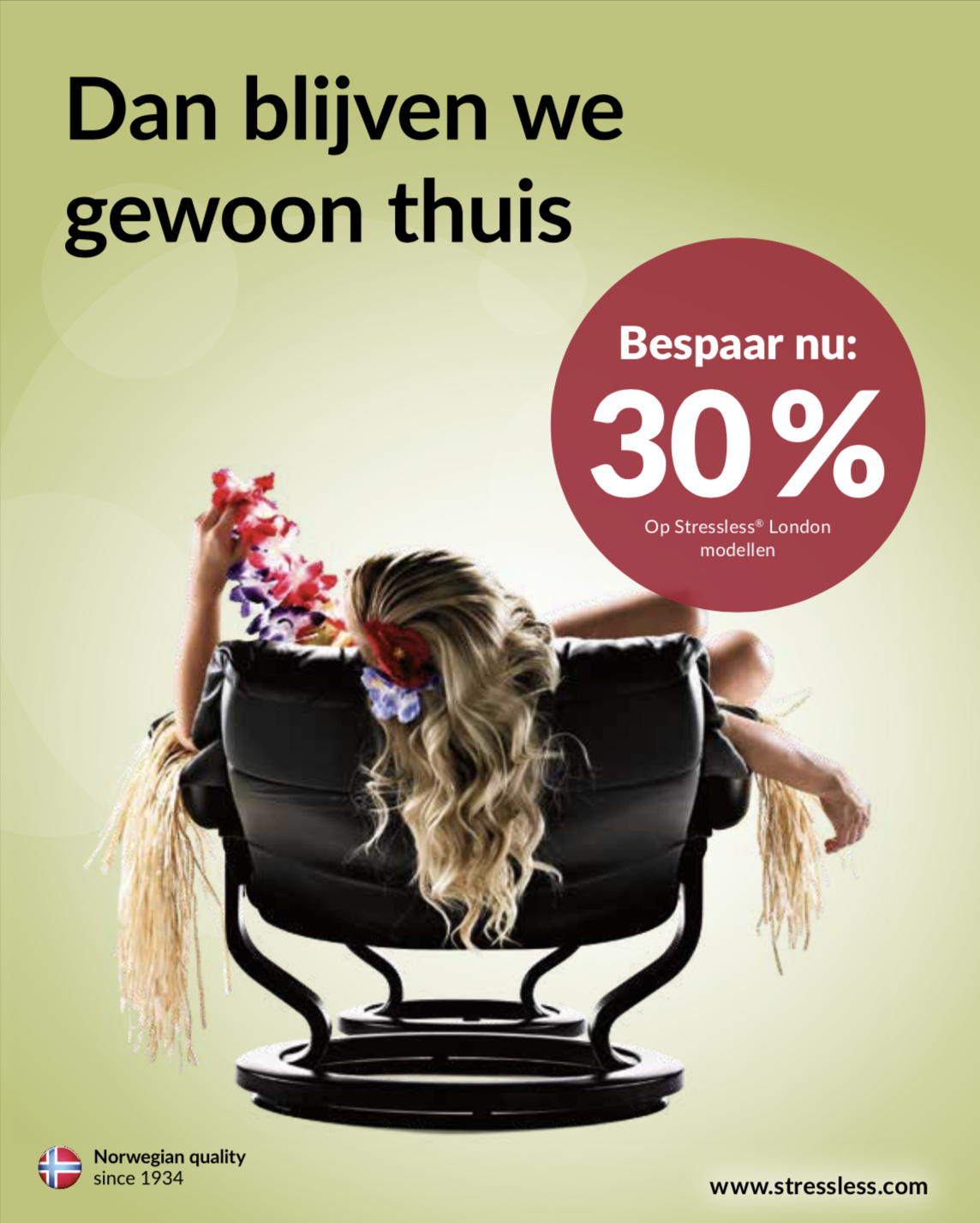 stressless stay home